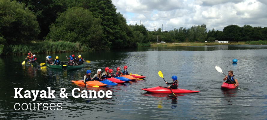 Kayak & Canoe Courses