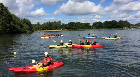 Kayaking Party